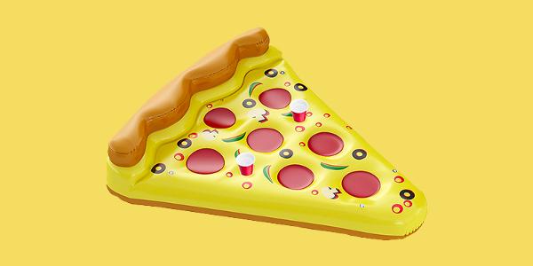 materassini estate pizza