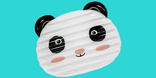 vacanze materassino panda