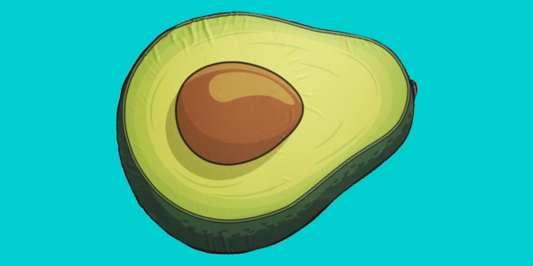 vacanze telo mare avocado